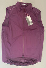Rapha Pro Team Lightweight Gilet Plum Size Large Brand New With Tag