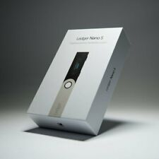 Ledger Nano S Cryptocurrency Hardware Wallet-Used