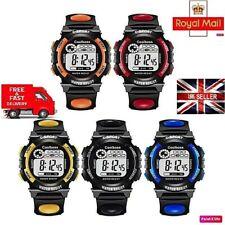 Reloj de Pulsera nuevos niños LED Digital Reloj Deportivo Niños Niñas estudiantes Niños Regalo UK