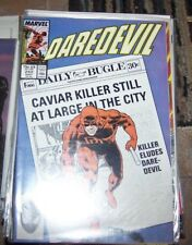 Daredevil comic # 242 (May 1987, Marvel) karen paige matt murdock netflix tv
