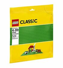 LEGO 10700 Green Base Plate 25cm - 32 studs Brand New Sealed Lot of 10
