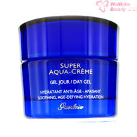 Guerlain Super Aqua Creme Day Gel 1.6oz / 50ml New In Box