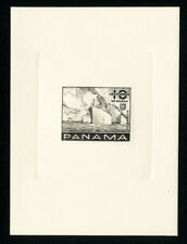 Panama Stamps # Perfect Die Proof Essay