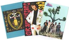 3 GRAM PARSONS POSTCARDS. Flying Burrito Brothers, Byrds.