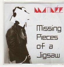 (FJ828) Matinee, Missing Pieces of a Jigsaw - 2014 DJ CD