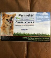 Perimeter Technologies Comfort Contact Training Collar For Pet Fencing System