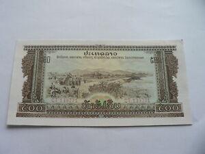 Laos 500 Kip 1968 selten