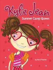 Summer Camp Queen (Kylie Jean)-ExLibrary