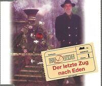 Drafi Deutscher Der letzte Zug nach Eden (1998) [Maxi-CD]