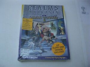 """Realms of Arkania new sealed PC 3.5"""" disks"""