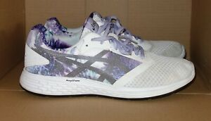 Asics Patriot 10 AmpliFoam top erhaltene Sneaker Schuhe Gr. 44