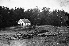 New 5x7 Civil War Photo: Dunker Church at Antietam - Sharpsburg Battlefield