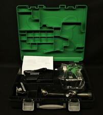 Hitachi 18 volt Cordless Drill Driver and LED Light 1/2 in. 1500 rpm