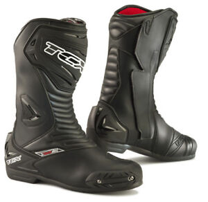 TCX S-Sportour Evo Waterproof Sports Touring Motorcycle Boots - Black RRP £169