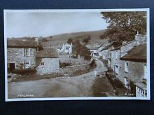 More details for yorkshire healaugh village with little girl c1930s rp postcard by valentine h393