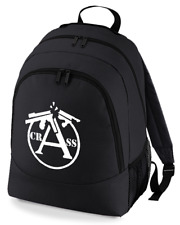CRASS Guns- Punk Rock Band backpack rucksack bag