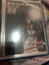 Scottie Pippen #65 NBA ROOKIE 1992 USA BASKETBALL