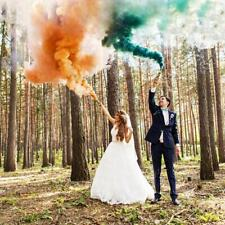 Photography Color Smoke Cake Tools Round Bomb Parade Stage Smoke Effect 2020