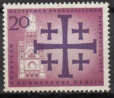 TIMBRE ALLEMAGNE  NEUF N° 193 * EGLISE EVANGELIQUE