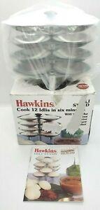 Hawkins Idli Stand ID12L for Classic 5 Litre Pressure Cooker Make Idlis at Home
