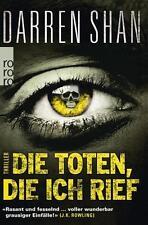Die Toten, die ich rief von Darren Shan (2014, Taschenbuch) ++Ungelesen++