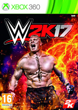WWE 2K17 (Xbox 360) Good Condition Xbox 360 Video Games