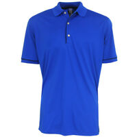Greg Norman Men's ProTek Micro Luxe Solid Polo Golf Shirt, Brand New