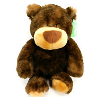 "10"" Buttersoft ADVENTURE PLANET Brown BEAR Plush Stuffed Animal Toy"