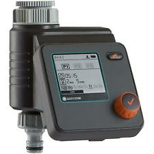 Gardena Water Now Control Select Automatic System - 3 Schedules & Safe Stop Tech