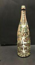 Moet Chandon N.I.R. Nectar Rose LED 3l Jeroboam Champagner Flasche LEER Deko