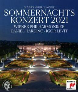 Sommernachtskonzert 2021 / Summer Night Concert 2021 - Daniel Hard (NEW BLU-RAY)