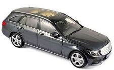 Mercedes-benz C-class Year 2014 Grey Metallic 1 18 NOREV