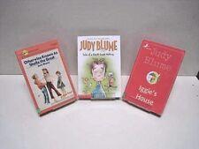 Judy Blume Books, Lot of 3 Books