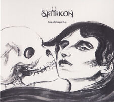 "SATYRICON ""Deep Calleth Upon Deep"" Digipak CD 2017 (Black Metal)"