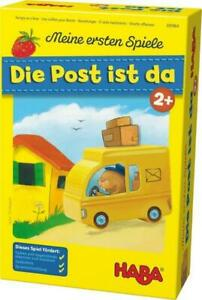 HABA 300964 - Meine ersten Spiele  Die Post ist da!