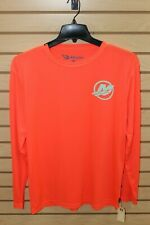 Mercury Fishing Shirt Orangish Pink (L)