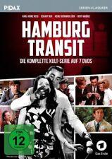 Hamburg Transit - Götz George - Kompl. Serie - 7 DVD Box