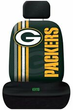 NFL Green Bay Packers Printed Logo Car Seat Cover Offically Licensed