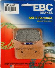 EBC BRAKE PADS MXS405 Fits: Aprilia SXV 450,SXV 550 KTM 450 SMR,560 SMR,525 SMR