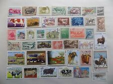 World Wide Topical Coll'n of used PET ANIMAL stamps -10-18C-We combine shipping