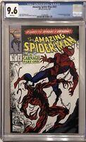 Amazing Spider-Man #361 CGC 9.6 WP
