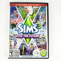 The Sims 3 Limited Edition PC DVD ROM  Maxis EA Video Game Used Tested