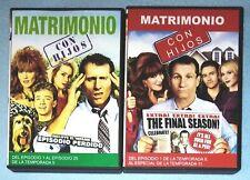 Serie tv Matrimonio con hijos (pregunta antes de comprar!!)
