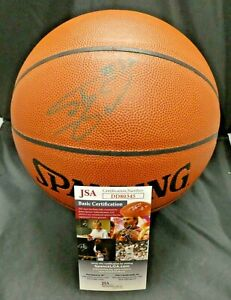 Shaquille O'Neal Signed Basketball with JSA COA