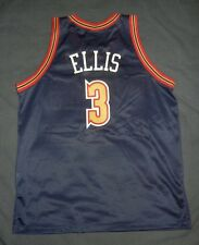 DALE ELLIS Starter DENVER NUGGETS AUTHENTIC Jersey 48 XL NBA Marciulionis Rauf