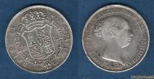 Spagna - 20 Reales 1850 Isabel II Madrid - Spain