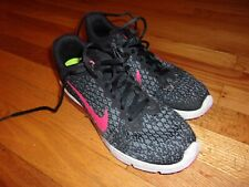 Worn Used Women's Nike Air Max Sequent 2 Running Shoes Sneakers Size 7