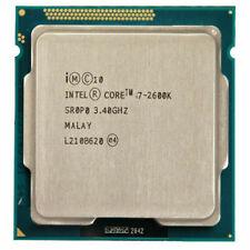 Intel Core i7-2600K 3.4GHz Quad-Core L3 8M Processor LGA1155 H2 CPU /GPU 95W