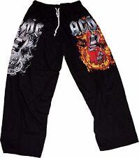AC DC ANGUS Long Pants Music Hard Classic Rock Metal Death Thrash Heavy Black