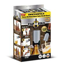 Tap Pro Bottle Adapter Instantly Turn Bottled Beer Into Draft Beer New Sealed
